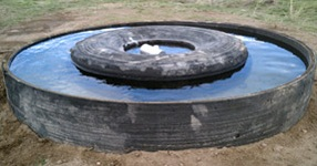Rubber Water Tanks